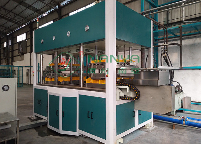 Pulp Molding Machinery Thermoforming For Super Fine Industrial Packages